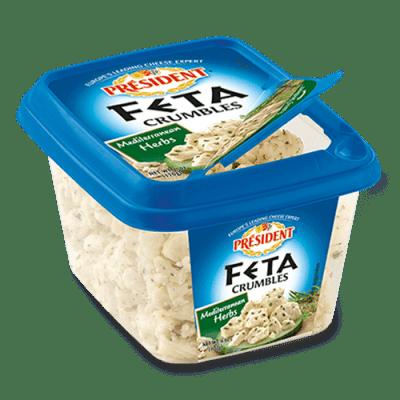 President® Feta Crumbles - Mediterranean Herbs