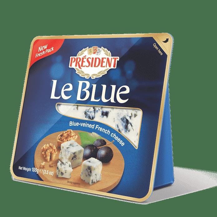 président® le blue  président cheese